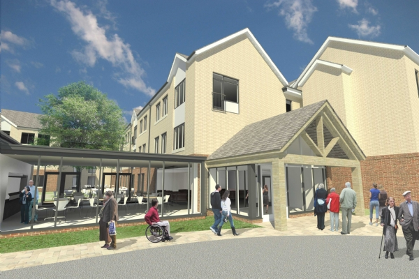 Copeland Wedge Appointed To Deliver Derbyshire Extra Care Schemes - News - CWA - Eng