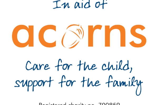 Donation To Acorns Childrens Hospice - News - CWA - Eng