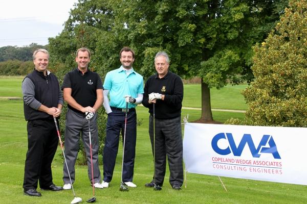 Copeland Wedge Associates Golf Day - News - CWA - Eng