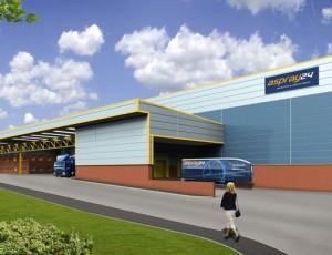 Aspray 24 High Bay Warehouse