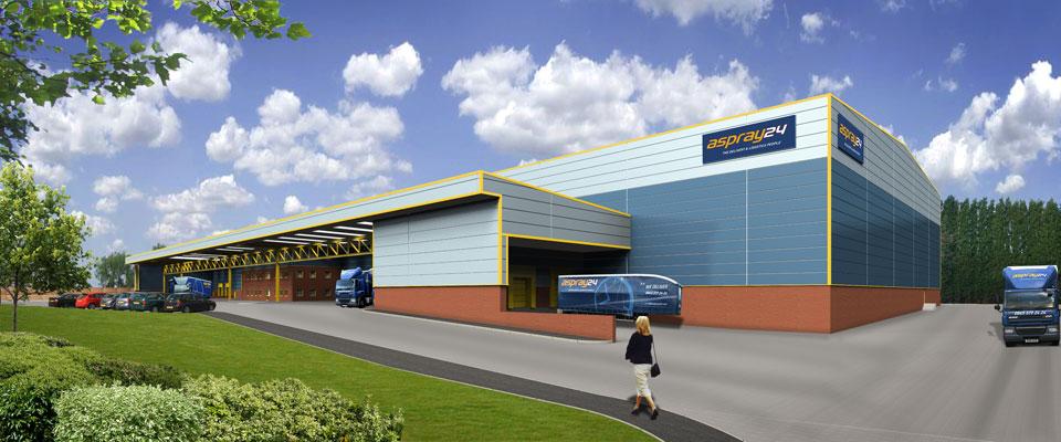 Aspray24 Willenhall - Industrial - CWA - Eng