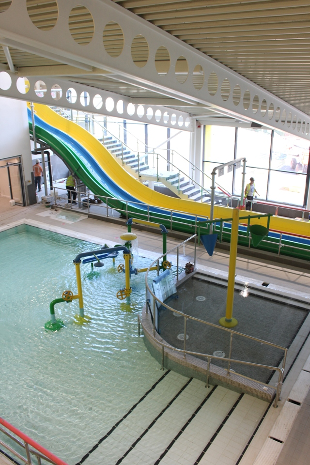Aquatic Extension To At7 Leisure Centre Cwa Engineering
