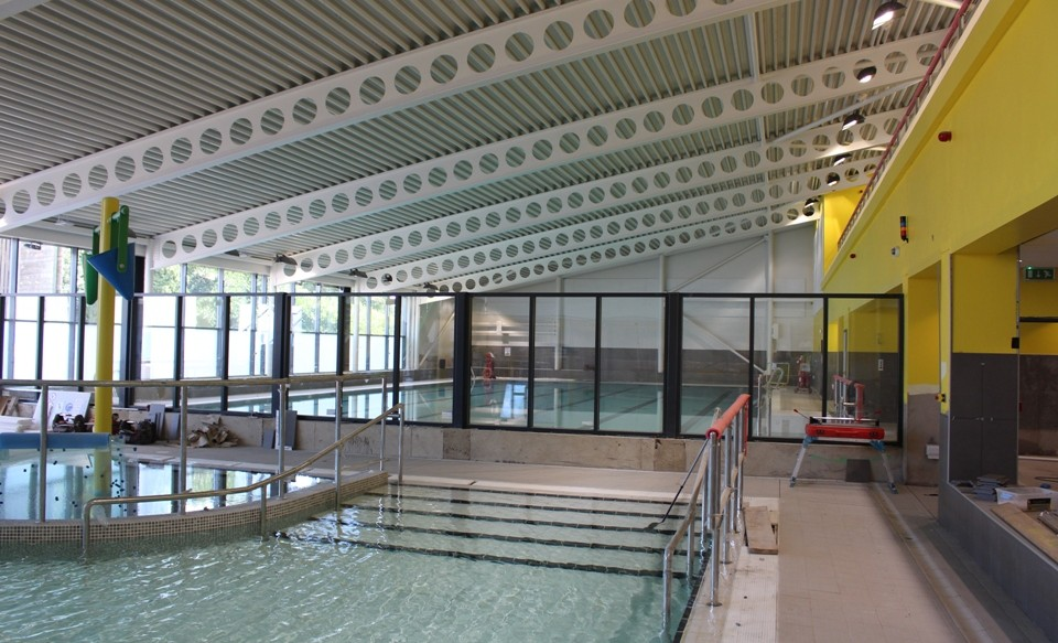 Aquatic Extension - Leisure - CWA - Engineering