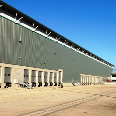 Prologis Park Minworth - CWA Engineering