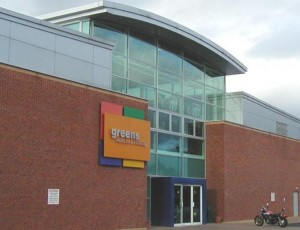Greens Health and Fitness Club, Birmingham