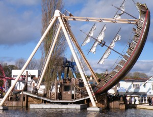 Bounty Pirate Ship, Drayton Manor Theme Park