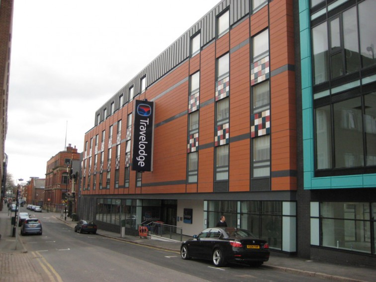 Travelodge Hotel - Accommodation - CWA - Eng