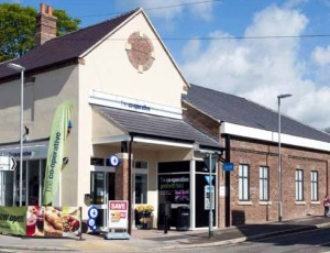 Co-op Store, Barton under Needwood