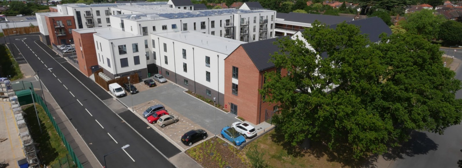 CWA Engineering - Orbit Extra Care - Structural & Civil Engineering