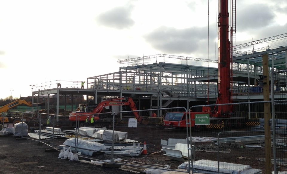CWA Engineering - West Midlands Police - Structural and Civil Engineering