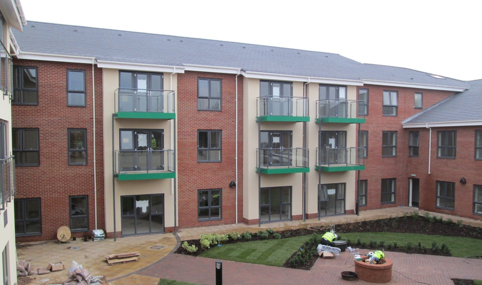 CWA Engineering - Wrekin Housing Trust - Structural & Civil Engineering