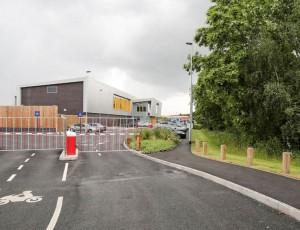 West Midlands Police Western Custody Suite, Oldbury