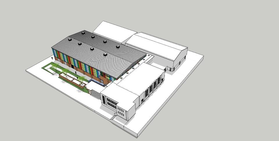 CWA Engineering - Moseley School - Structural & Civil Engineering