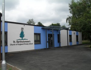 St Bartholomew's Primary School, Leicestershire