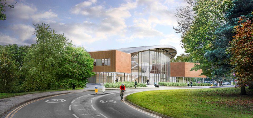 CWA Engineering - New Teaching Block University of Warwick - Civil & Structural Engineering