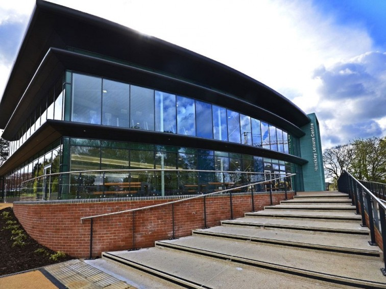 CWA Engineering - Hinckley Leisure Centre - Civil & Structural Engineering