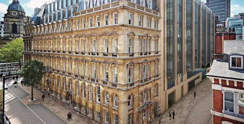 CWA Engineering - 55 Colmore Row - Structural and Civil Engineering
