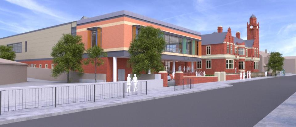 CWA Engineering - Sparkhill Pool & Fitness - Civil & Structural Engineering Services