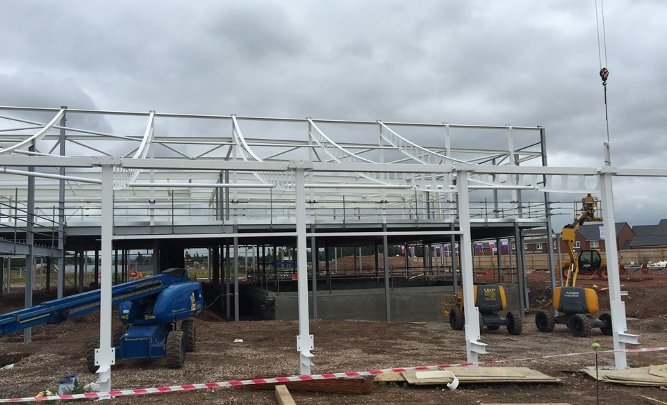 CWA Engineering - Wyre Forest Leisure Centre - Civil & Structural Engineering Services