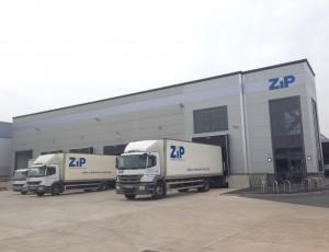 Zip Textiles, Birmingham