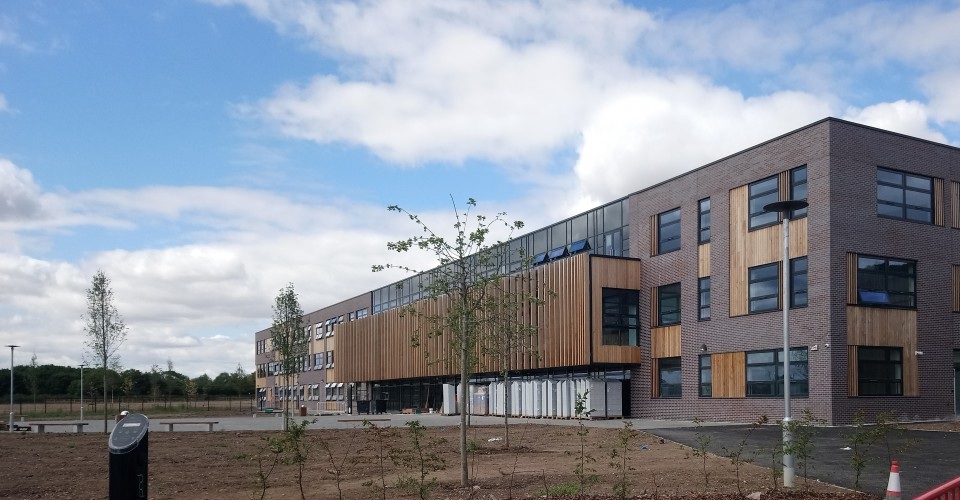 CWA Engineering - John Taylor School - Civil & Structural Engineering Services