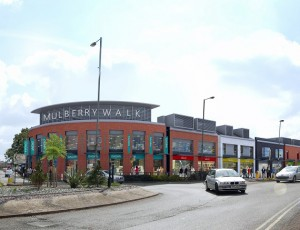 Mulberry Walk, Mere Green