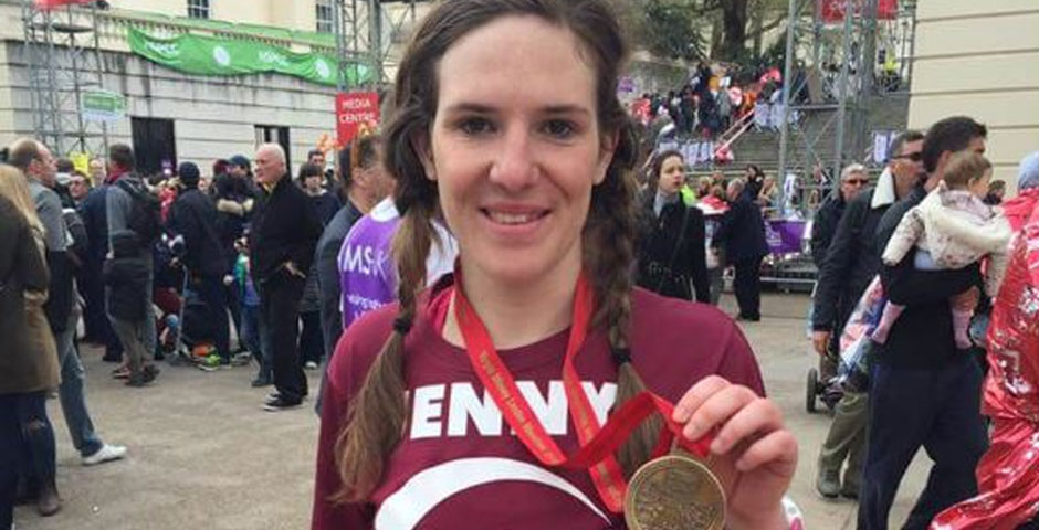 CWA Structural Engineer Conquers London Marathon