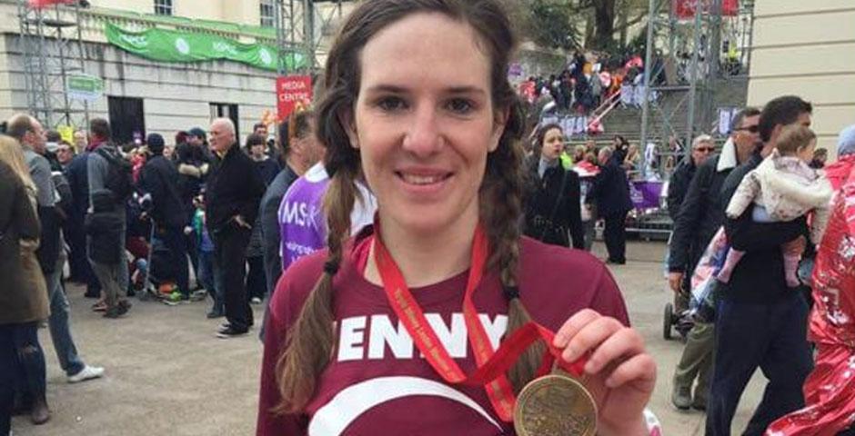 CWA Structural Engineer Conquers London Marathon
