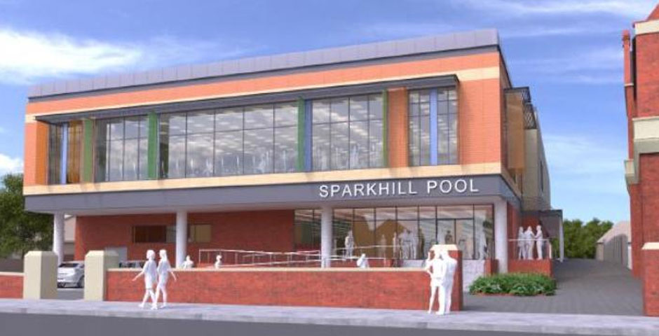 CWA appointed for Sparkhill Leisure Centre Project