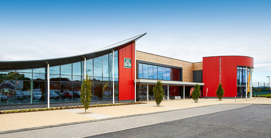 Multi-million pound Wyre Forest Leisure Centre officially opens its doors to residents.