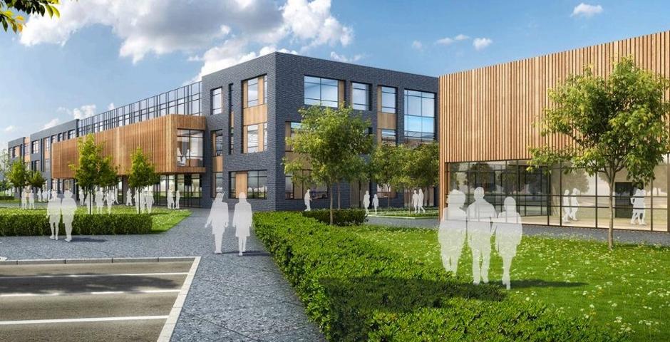 CWA win £25 million Staffs school project