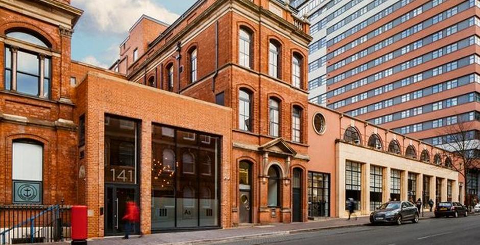 Is this Birmingham's coolest office?