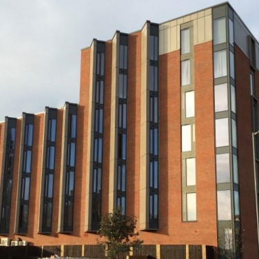 CWA Engineering - The Helix, Bristol Road – Student Accommodation