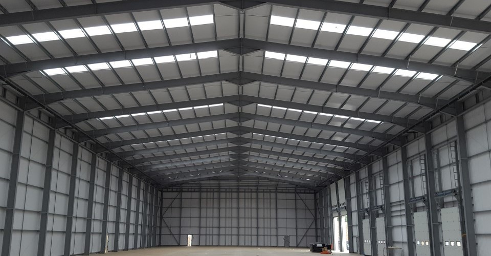 CWA Engineering - East Works - Filton - Structural & Civil Engineering