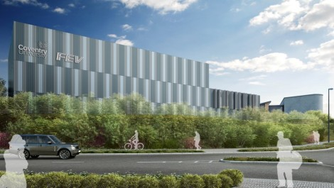 CWA Engineering - Low Carbon Technology Centre - Civil & Structural Engineering Services