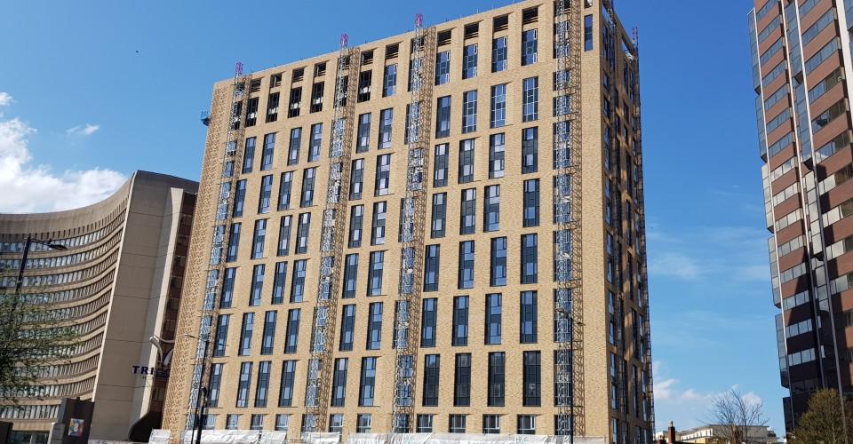 CWA Engineering - The Lansdowne - Civil & Structural Engineering