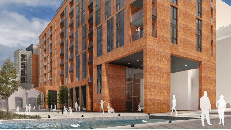 CWA Engineering - Newhall Square - Civil & Structural Engineering