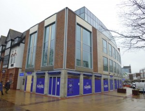 Mell Square, Solihull